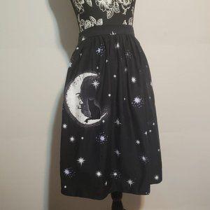 18 collectif moon cat skirt